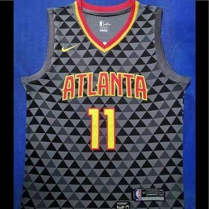 Trae Young #11 Atlanta Hawks Jersey